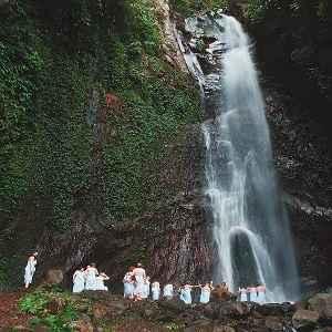 Air Terjun Les Yeh Mampeh Singaraja Buleleng Bali