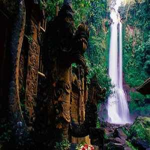 Air Terjun di daerah Buleleng Bali