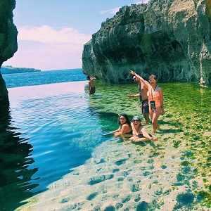 Pantai Angel's Billabong Nusa Penida Bali