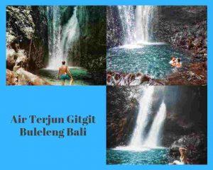 Gambar Foto Air Terjun Gitgit Buleleng Bali Instagram