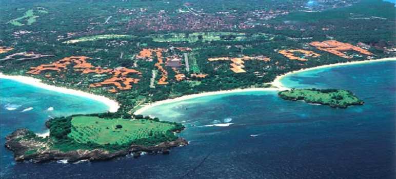 Sejarah Kawasan Pariwisata Nusa Dua Bali