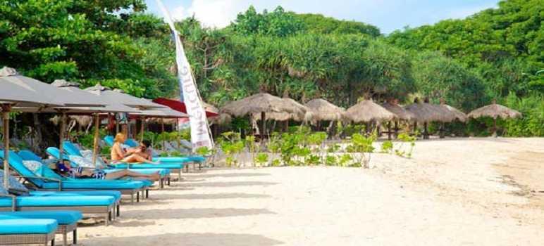 Pantai Mengiat Nnusa Dua Bali