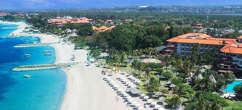 9 Pantai Nusa Dua Bali+ INFO Harga Tiket Masuk 2020