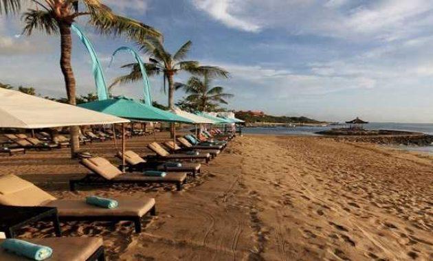 Pantai Segara Samuh Nusa Dua Bali