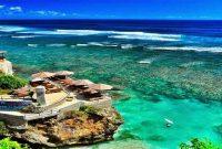 Pantai Suluban Blue Point di Pecatu Uluwatu Bali