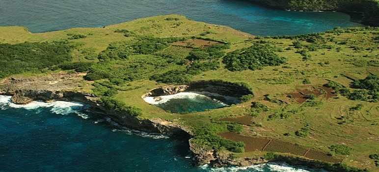 Sejarah Pasih Uug Broken Beach Nusa Penida Island Bali