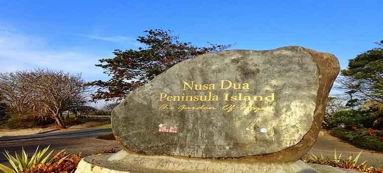 Pulau Peninsula Nusa Dua Bali