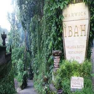 Rute Jalan ke Bukit Campuhan Ubud Bali