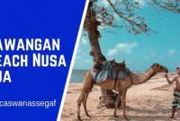 Pantai Sawangan Nusa Dua Bali