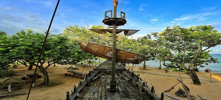 The Pirates Bay Nusa Dua Bali