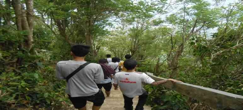 Pantai Green Bowl Bali Cliff Ungasan