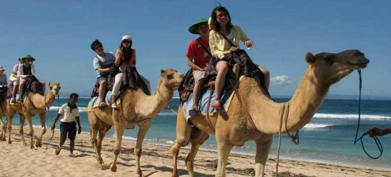 Daya tarik Wisata Pantai Nusa Dua Bali