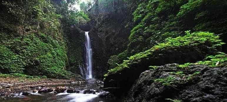 Air Terjun Colek Pamor Buleleng Bali