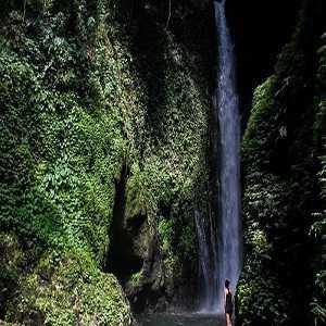 Air Terjun Colek Pamor Gitgit Buleleng Bali