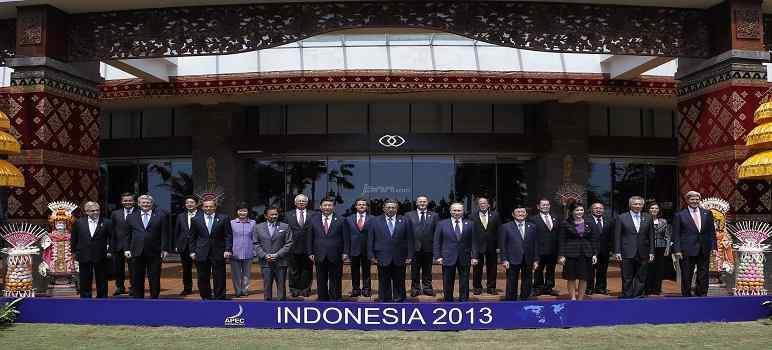 Apec 2013 di Nusa Dua Bali