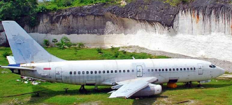 Lost Plane Nusa Dua Bali