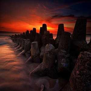 Pantai Kelan Bali Jimbaran