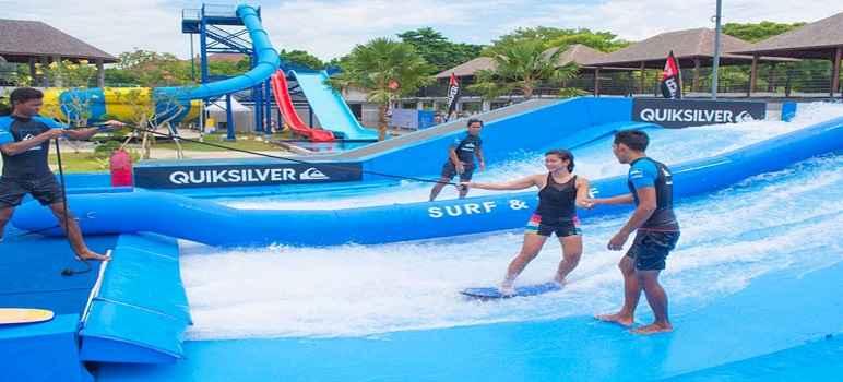 Surf & Turf Surf Nusa Dua Bali