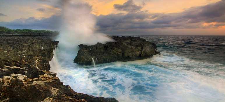 Water Blow Nusa Dua Bali – Jam Buka & Harga Tiket Masuk 2020