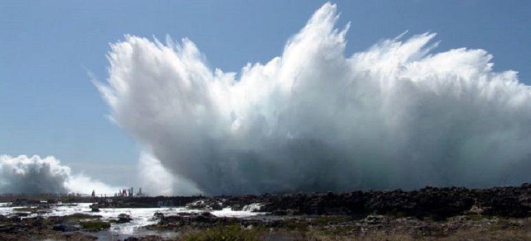Water Blow di Nusa Dua Bali
