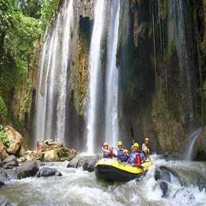Harga Arung Jeram Sungai Ayung Ubud Bali