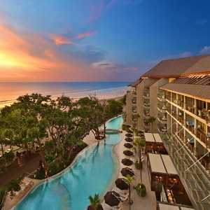 Doube-six Luxury Hotel Seminyak Bali