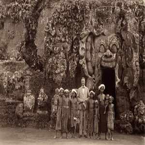 Sejarah Goa Gajah Ubud Bali