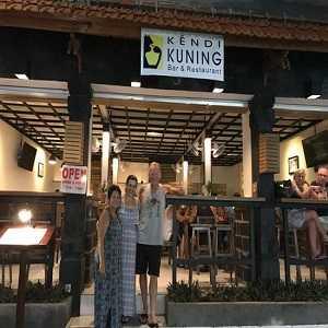 Kendi Kuning Restaurant Seminyak Bali