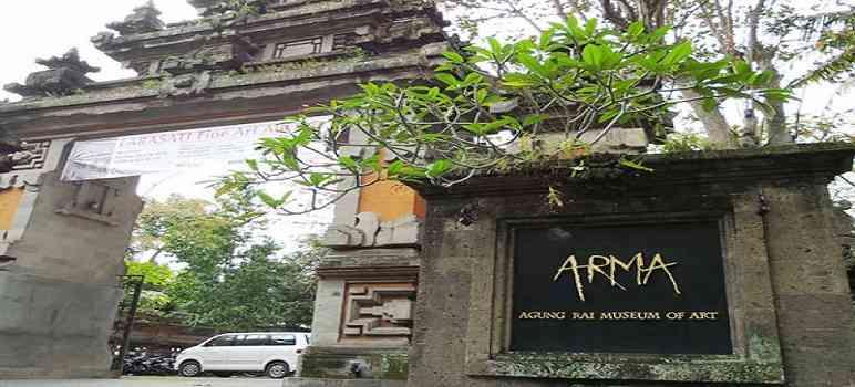 Museum Arma Ubud Gianyar Bali