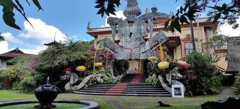 Museum Blanco Renaissance Ubud Gianyar Bali