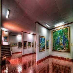 Koleksi Lukisan Museum Neka Ubud Gianyar Bali