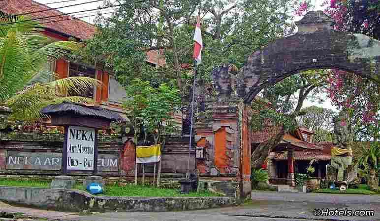 Museum Neka Ubud Gianyar Bali
