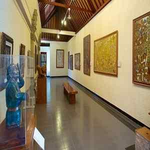 Koleksi Museum Puri Lukisan Ubud Bali