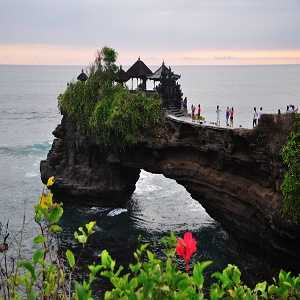 Pantai Karang Bolong Badung Bali