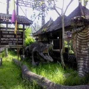 Taman Reptil Indonesia Jaya Bali
