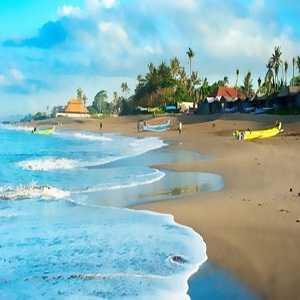 Tempat Wisata Pantai canggu di Seminyak Bali