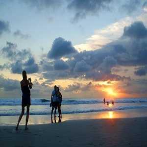 Tempat Wisata Pantai Peti Tengget di Seminyak Bali