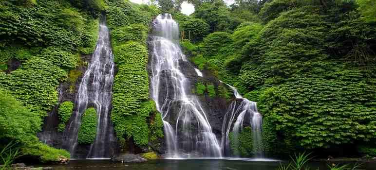 Air Terjun Banyumala Wanagiri Buleleng Bali