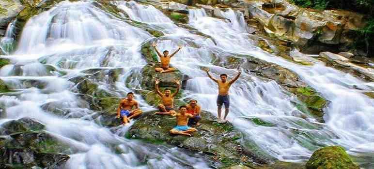 Air Terjun Goa Rang Reng Gianyar Bali