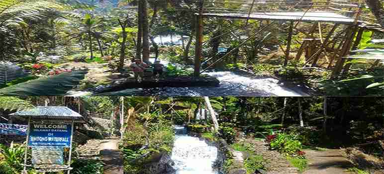 Air Terjun Jembong Ambengan Gianyar Bali