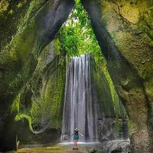 Air Terjun Tukad Cepung Bangli Bali