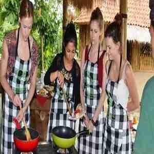 Belajar Memasak di Ubud Bali