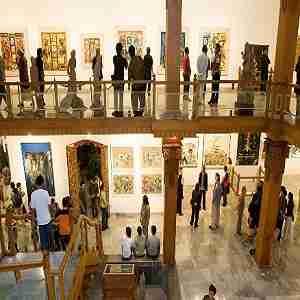 Tempat Wisata Museum dan Galeri Seni Rudana di Ubud Bali