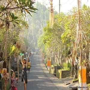 Tempat Wisata Nyuh Kuning Village Ubud Bali