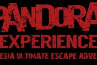 Pandora Experience Bali Escape Room