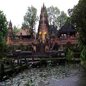 Sejarah Pura Taman Saraswati Ubud Gianyar Bali