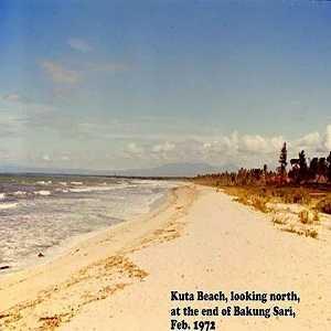 Sejarah Pantai Kuta Bali