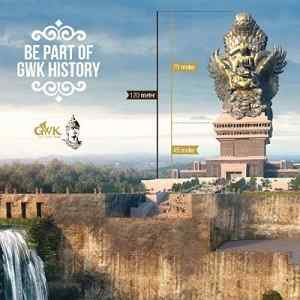 Proyek Taman Budaya Garuda Wisnu Kencana GWK Bali