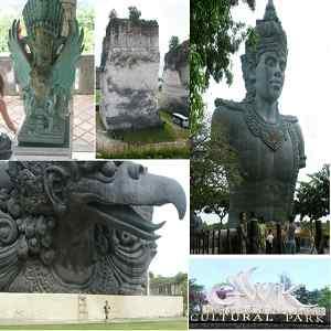 Sejarah Taman Budaya Garuda Wisnu Kencana GWK Bali