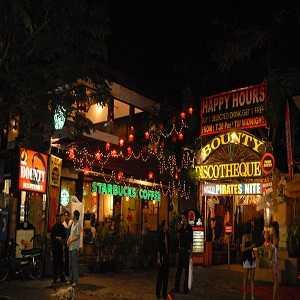 Tempat Wisata Hiburan Malam di Bali